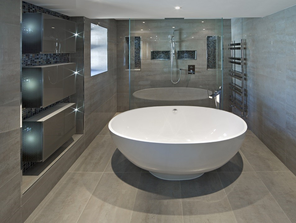 Gallery for The best bathroom design
